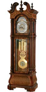 Howard Miller J.H. Miller 611-030 Grandfather Clock CLICK FOR MORE DETAILS