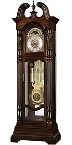Howard Miller Lindsey 611-046 Grandfather Clock CLICK FOR MORE DETAILS