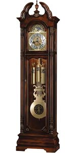 Howard Miller Ramsey 611-084 Grandfather Clock CLICK FOR MORE DETAILS