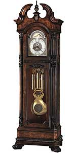 Howard Miller Reagan 610-999 Grandfather Clock CLICK FOR MORE DETAILS