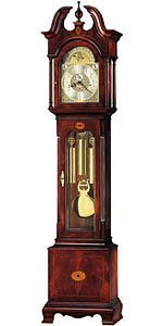Howard Miller Taylor 610-648 Grandfather Clock CLICK FOR MORE DETAILS