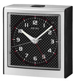 Seiko QHE040SLH Contempo Alarm Clock CLICK FOR MORE DETAILS