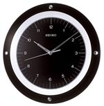 Seiko QXA314KLH Black Wall Clock CLICK FOR MORE DETAILS