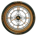 Howard Miller Rosario 625-443 Large Wall Clock CLICK FOR MORE DETAILS
