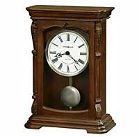 Howard Miller Lanning 635-149 Chiming Mantel Clock CLICK FOR MORE DETAILS
