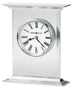 Howard Miller Clifton 645-641 Glass Table Clock CLICK FOR MORE DETAILS