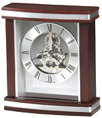 Howard Miller Templeton 645-673 Open Gear Table Clock CLICK FOR MORE DETAILS