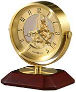 Howard Miller Soloman 645-674 Skeleton Table Clock CLICK FOR MORE DETAILS