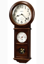 Howard Miller Crowley 625-399 Chiming Wall Clock CLICK FOR MORE DETAILS