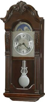 Howard Miller Norristown 625-439 Chiming Wall Clock CLICK FOR MORE DETAILS