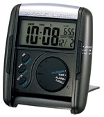 Seiko QHL004KLH Travel Alarm Clock CLICK FOR MORE DETAILS