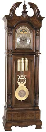 Ridgeway Kensington 2517 Grandfather Clock CLICK FOR MORE DETAILS