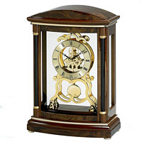 Bulova B2026 Valeria Skeleton Clock CLICK FOR MORE DETAILS