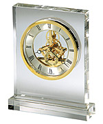 Howard Miller Prestige 645-682 Glass Table Clock CLICK FOR MORE DETAILS