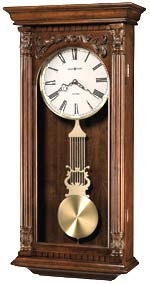 Howard Miller Greer 625-352 Chiming Wall Clock CLICK FOR MORE DETAILS