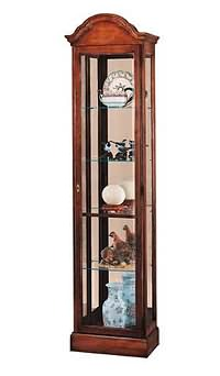 Howard Miller Gilmore 680-145 Curio Cabinet CLICK FOR MORE DETAILS