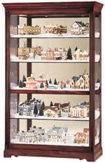 Howard Miller Townsend 680-235 Village Large Curio Cabinet CLICK FOR MORE DETAILS