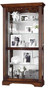 Howard Miller Hartland 680-445 Curio Cabinet CLICK FOR MORE DETAILS
