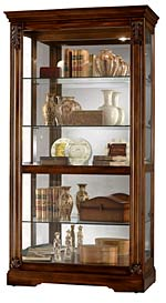 Howard Miller Andreus 680-479 Curio Cabinet CLICK FOR MORE DETAILS