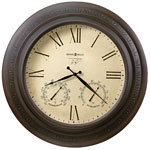 Howard Miller Copper Harbor 625-464 Large Wall Clock CLICK FOR MORE DETAILS