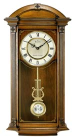 Bulova C4331 Antique Style Chiming Wall Clock CLICK FOR MORE DETAILS