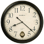 Howard Miller Glenwood Falls 625-444 Large Wall Clock CLICK FOR MORE DETAILS