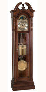 Ridgeway Martinsville 2505 Grandfather Clock CLICK FOR MORE DETAILS