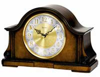 Bulova Chadbourne B1975 Chiming Mantel Clock CLICK FOR MORE DETAILS