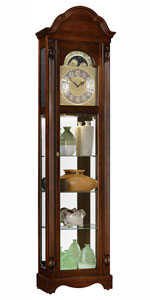 Ridgeway Clarksburg 2041 Grandfather Clock CLICK FOR MORE DETAILS