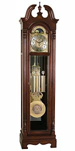 Ridgeway Zeeland 2285 Grandfather Clock CLICK FOR MORE DETAILS