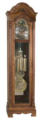Ridgeway Holland 2286 Grandfather Clock CLICK FOR MORE DETAILS