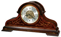 Howard Miller Bradley 630-260 Limited Edition Keywound Mantel Clock CLICK FOR MORE DETAILS