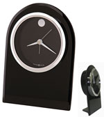 Howard Miller Logan 645-701 Desk Clock  / Alarm Clock CLICK FOR MORE DETAILS