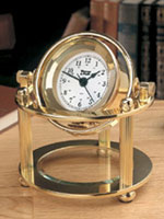 Weems and Plath Solaris Desk Clock 790500 CLICK FOR MORE DETAILS