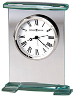 Howard Miller Augustine 645-691 Glass Alarm Clock CLICK FOR MORE DETAILS