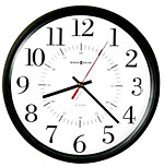 Howard Miller Alton 625-323 Autoset Wall Clock CLICK FOR MORE DETAILS