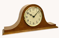 Hermle 21135-i92114 Oak Chiming Mantel Clock CLICK FOR MORE DETAILS