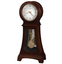 Howard Miller Gerhard 635-164 Chiming Mantel Clock CLICK FOR MORE DETAILS