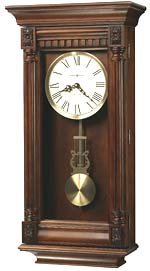 Howard Miller Lewisburg 625-474 Chiming Wall Clock CLICK FOR MORE DETAILS