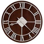 Howard Miller Prichard 625-496 15 Inch Large Wall Clock CLICK FOR MORE DETAILS