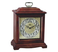 Hermle 22825-N92114 Bracket Style Chiming Mantel Clock CLICK FOR MORE DETAILS