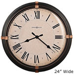 Howard Miller Atwater 625-498 Large Wall Clock CLICK FOR MORE DETAILS