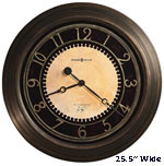 Howard Miller Chadwick 625-462 Large Wall Clock CLICK FOR MORE DETAILS