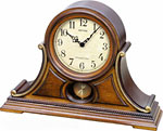 Rhythm CRJ733UR06 Tuscany II Chiming Musical Mantel Clock CLICK FOR MORE DETAILS