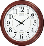 Rhythm CMG982NR06 Admiral Large Wall Clock CLICK FOR MORE DETAILS
