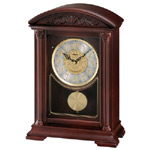 Seiko QXW217BLH Mantel Clock with Pendulum CLICK FOR MORE DETAILS