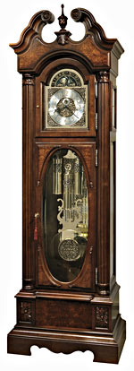 Howard Miller Coolidge 611-180 Presidential Grandfather Clock CLICK FOR MORE DETAILS
