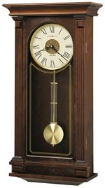 Howard Miller Sinclair 625-524 Chiming Wall Clock CLICK FOR MORE DETAILS