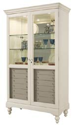 Howard Miller Hampshire 680-511 Curio Cabinet CLICK FOR MORE DETAILS