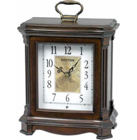 Rhythm CRH191NR06 Musical Mantel Clock CLICK FOR MORE DETAILS